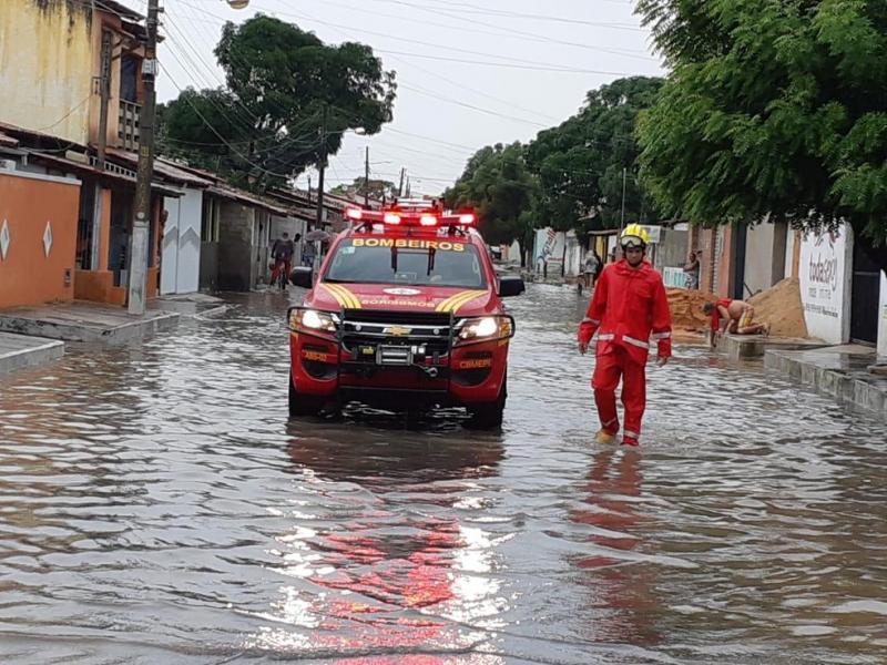 Veja as cidades do Piauí que possuem risco de enchentes