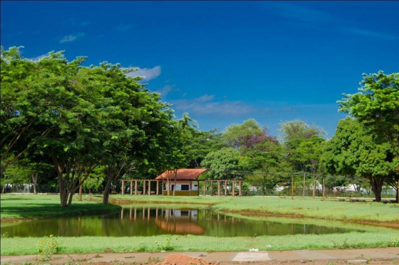 Parque da Cidadania em Teresina - Foto: Semdec