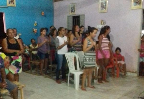 Festejos do assentamento 1º de Julho iniciaram nessa terça-feira