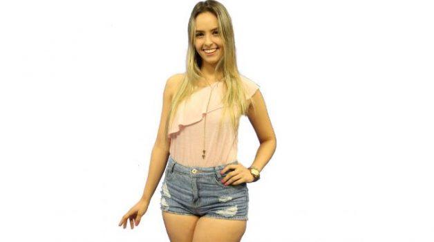 Vote na amarantina Luara Araújo, que concorre ao título de Musa do Carnaval Euphoria, em L. Correia