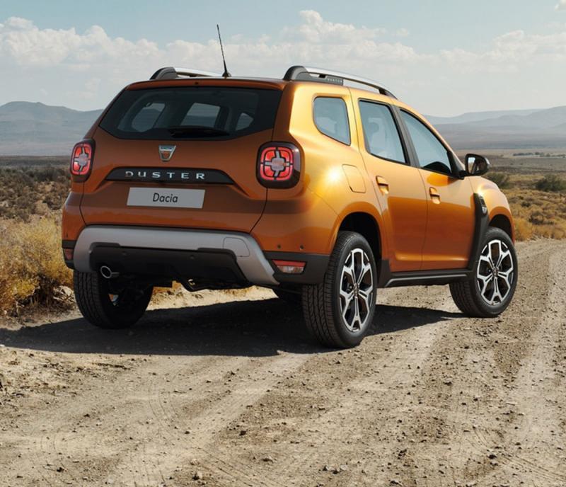Renault Duster 2021 é visto sem disfarces antes do lançamento