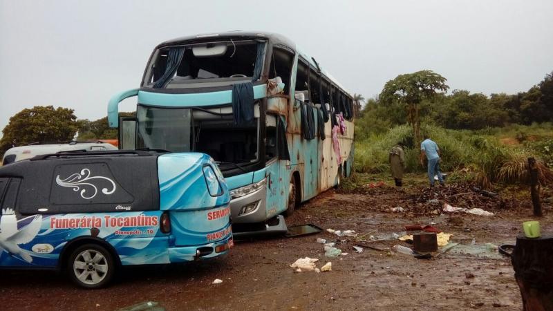 Acidente com ônibus da Real Maia deixa sete mortos e vários feridos