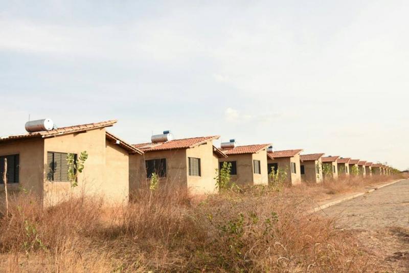 Autorizada retomada das obras do Conjunto Habitacional do bairro Alto da Cruz