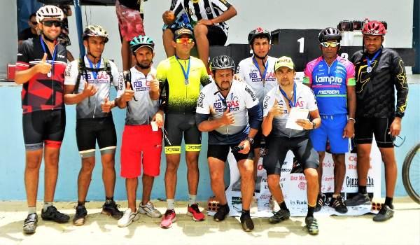Ciclistas de Colônia do Gurgueia-PI