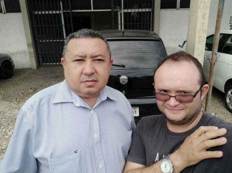 Cajazeiras | Prefeito solicita liberação de parcela para realização de obra