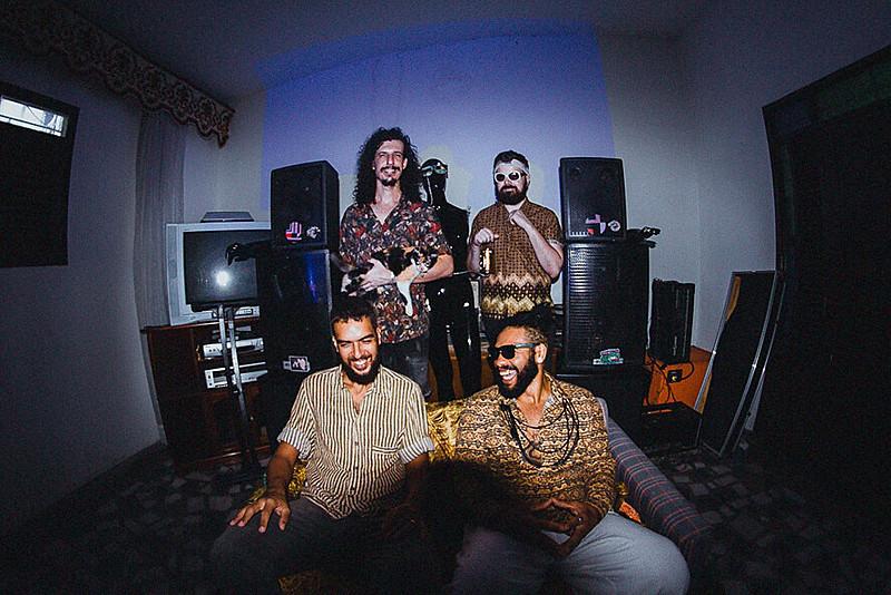 Grupo de reggae digital, Orijàh, lança primeiro álbum