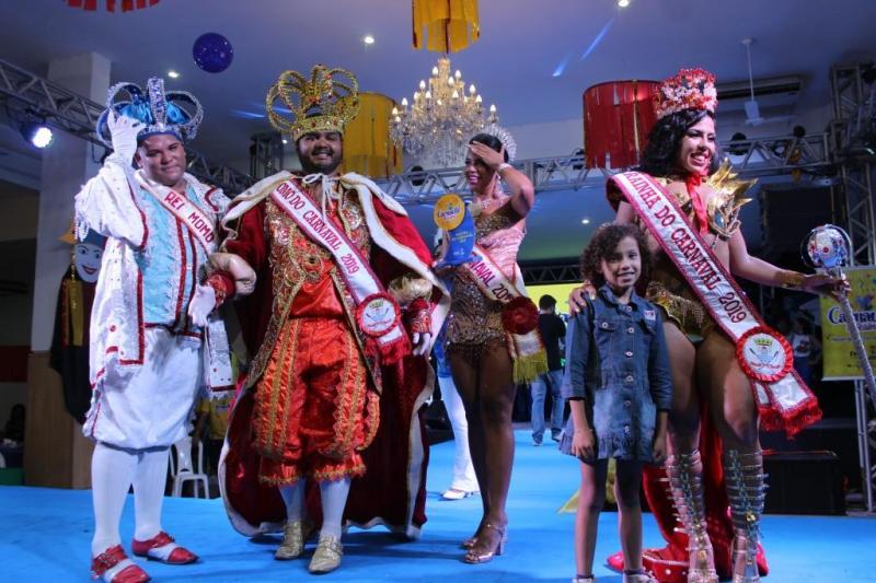 Carnaval 2020: escolha de majestades acontece na sexta-feira