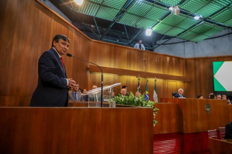 'Piauí saiu da lista dos estados mais pobres', diz Wellington Dias