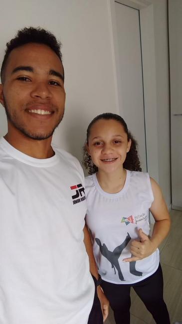 Estudante de Água Branca vence Campeonato Mundial de Capoeira