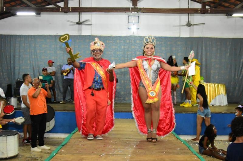Rei e Rainha do Carnaval 2020 são eleitos em Floriano