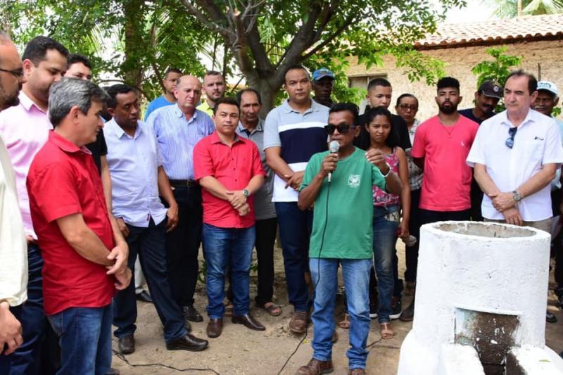 Prefeitura de Floriano inaugura primeiro biodigestor rural do sul do estado