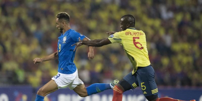 Brasil empata com a Colômbia na abertura da fase final do Pré-Olímpico