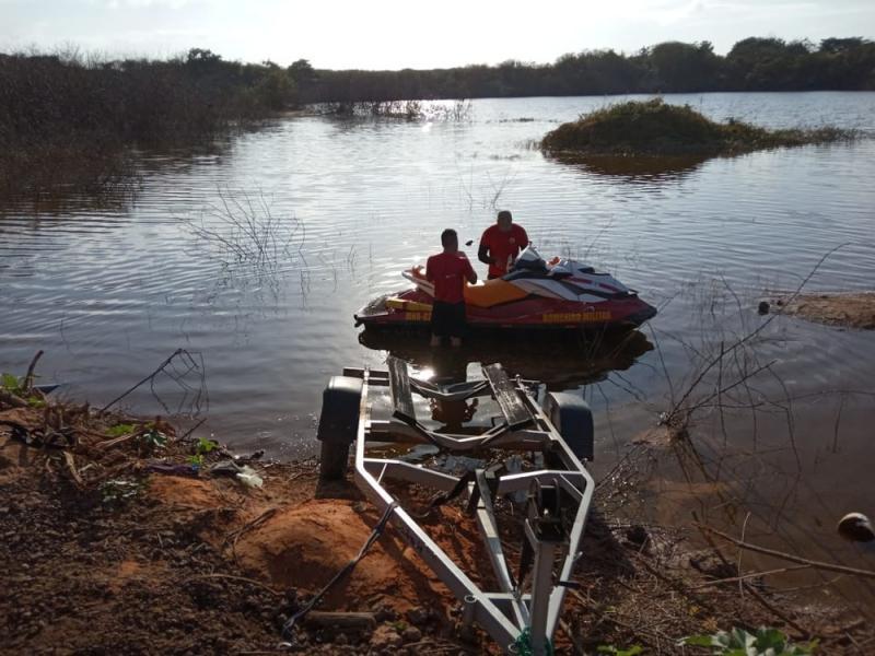 Mulher é encontrada morta no rio Parnaíba em Teresina