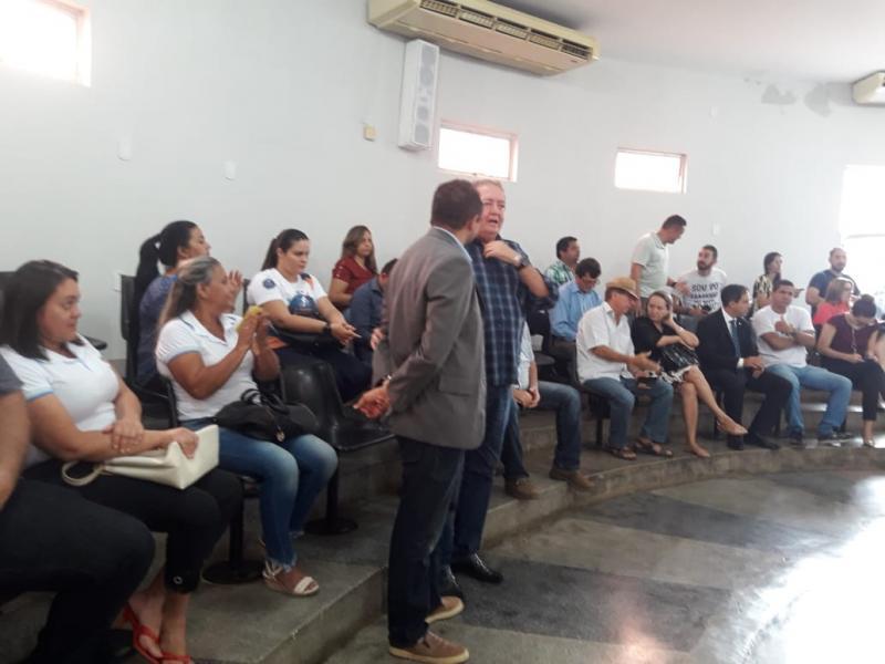 Prefeitura de Picos realiza Audiência Pública para debater Plano Municipal
