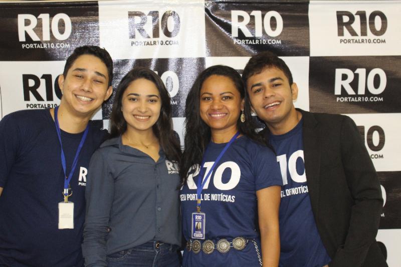 Primeiro Encontro de Blogueiros do Portal R10