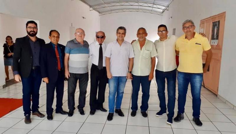 """Prefeito Roberto Leão participa da """"Caravana Eleitoral"""" promovida pela OAB"""