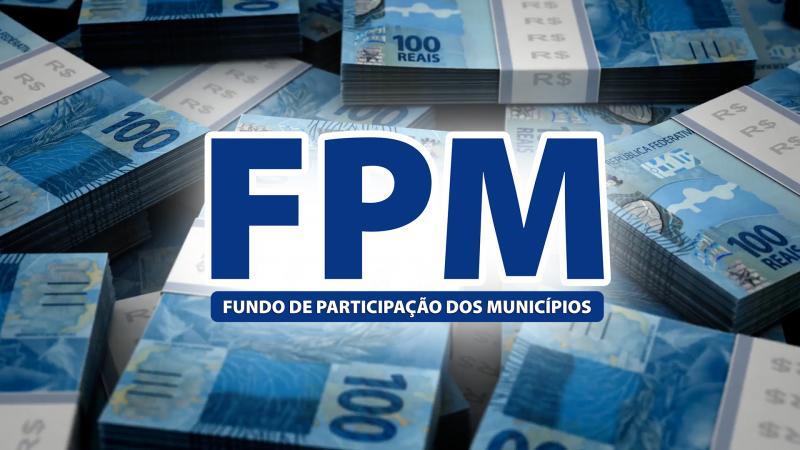 FPM: mês de janeiro teve queda de 12,44%