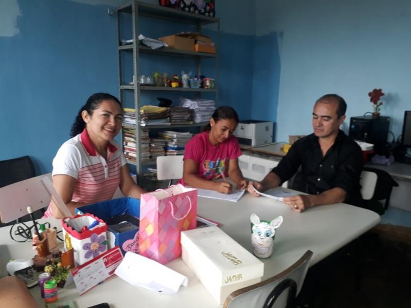 Secretário municipal matricula filha em creche da rede pública de educação