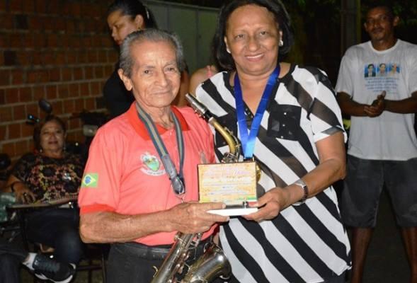 Musico Morais da banda de José de Freitas