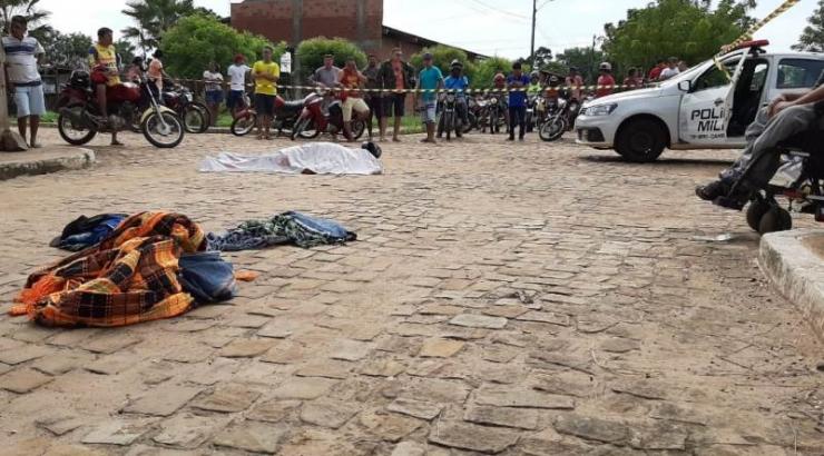 Vendedor ambulante é morto a tiros na cidade de Campo Maior