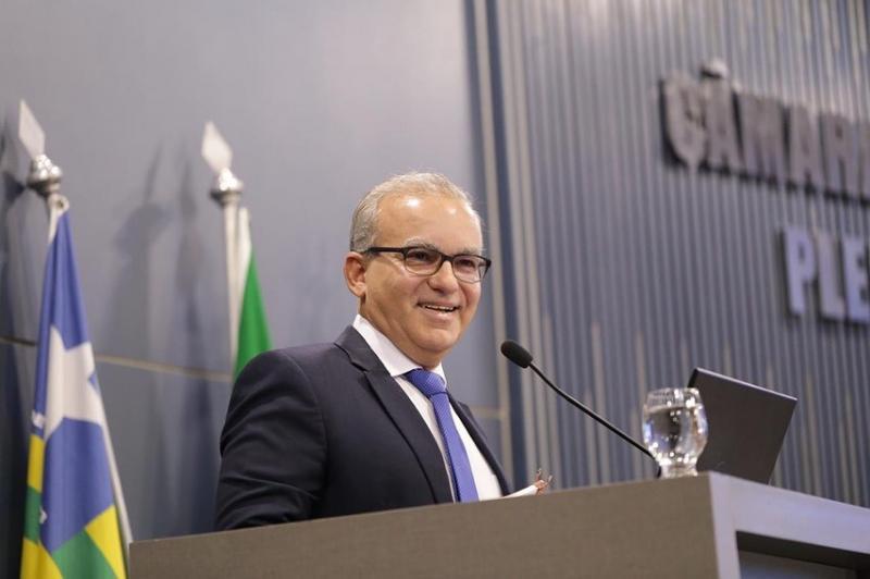 'Não vejo Silvio fora do PSDB', declara Firmino Filho