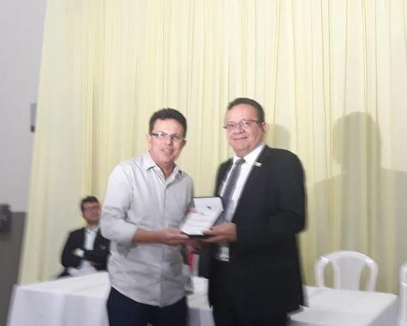 Zé Santana participa de evento da APROSOJA em Uruçuí