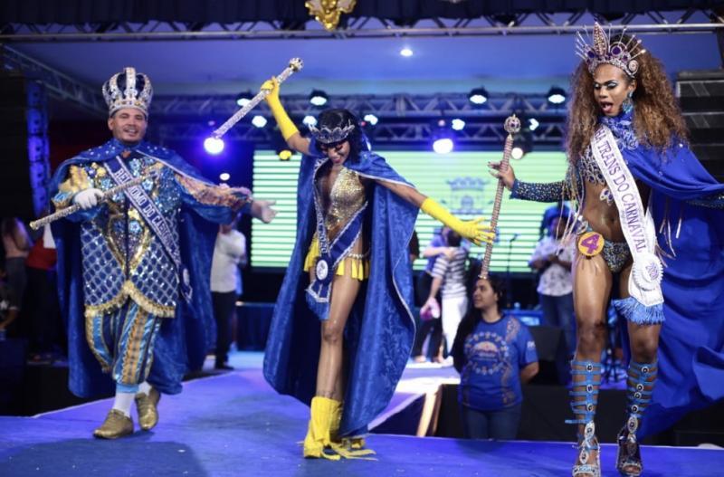Majestades do Carnaval de Teresina são escolhidas
