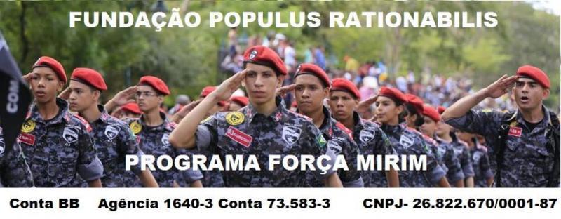 FORÇA MIRIM