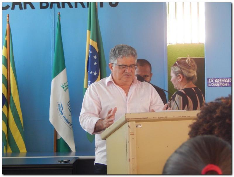 Governo Municipal realiza audiência pública referente ao segundo semestre de 2017