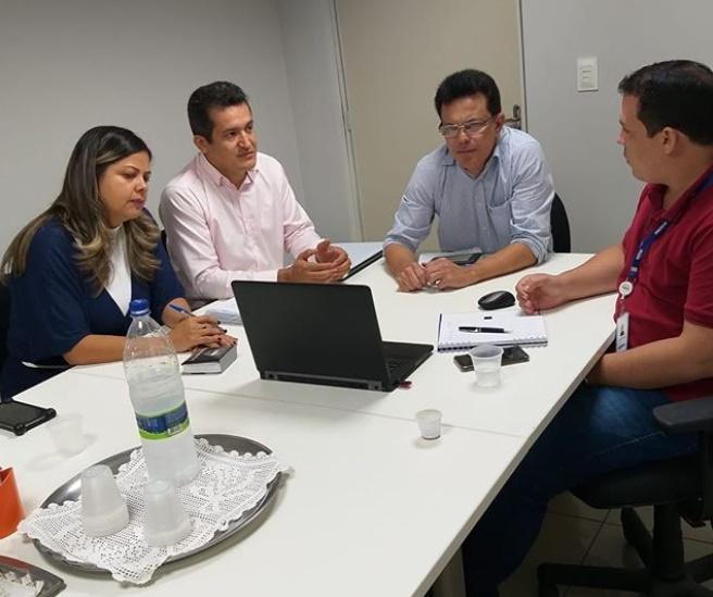 Zé Santana comemora parceria da Sasc com Equatorial Piauí