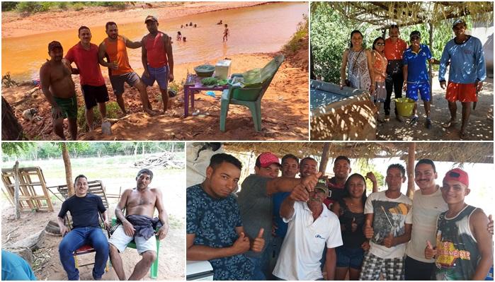 Vereador Henrique Guerra visita comunidades durante recesso da Câmara