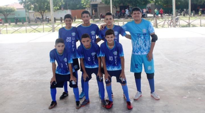 Interfutsal é campeão do Campeonato municipal sub 17 em São João do Arraial