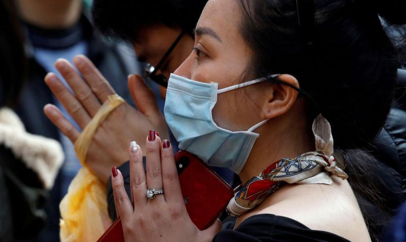 China registra mais de 1.000 mortes pelo novo coronavírus