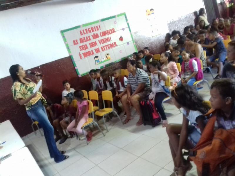 Estudantes voltam às aulas nas redes municipais de Colônia do Gurgueia