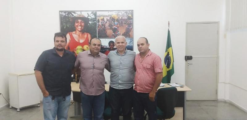 Conceição do Canindé receberá Posto do Incra e 100 kits de irrigação