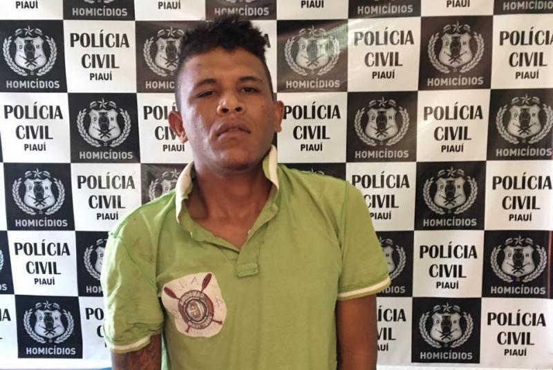 Acusado de matar comerciante em Teresina é preso em Parnarama