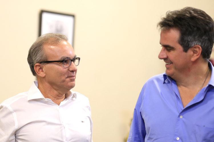 Em Brasília, Ciro e Firmino discutem escolha de pré-candidato em Teresina