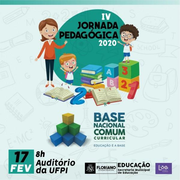 Jornada Pedagógica de Floriano