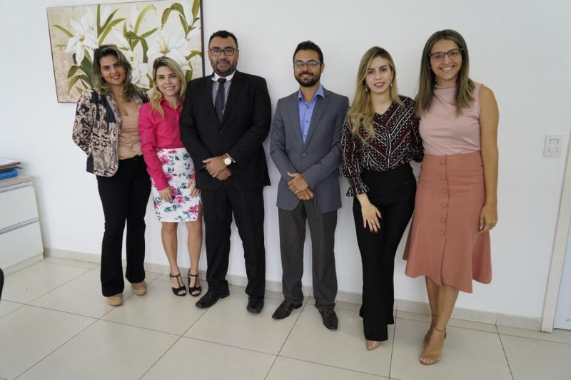 Subseção da OAB em Floriano apresenta projeto 'OAB na Universidade'