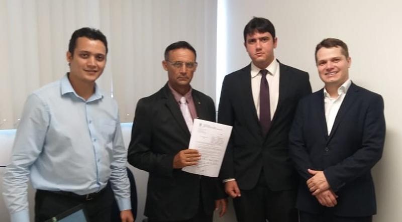 Comissão da OAB Piauí apresenta PL sobre suspensão/religação de enérgica