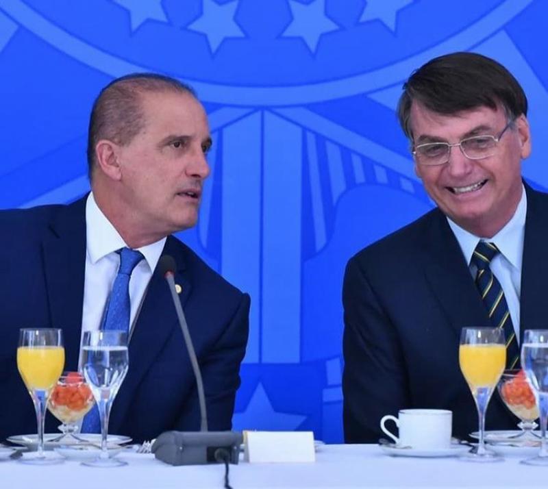 Bolsonaro anuncia novos ministros para Casa Civil e Ministério da Cidadania