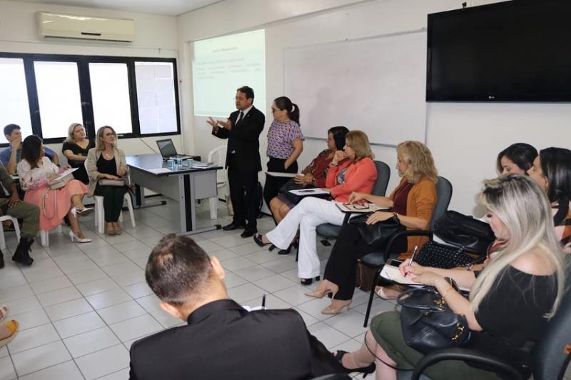 Justiça Restaurativa pela Paz é tema de oficina realizada na ESA Piauí