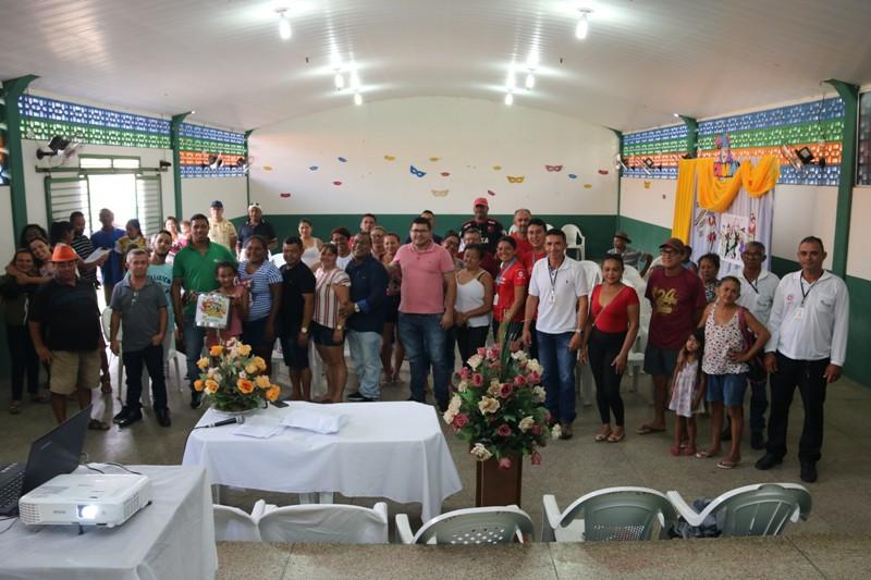 Prefeitura capacita barraqueiros que atuarão no Carnaval de Água Branca