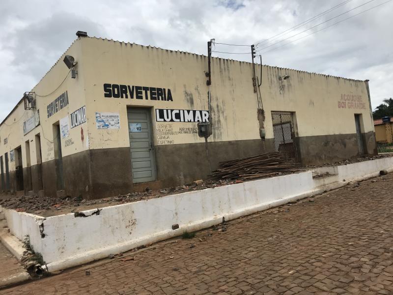 Prefeitura Inicia Reforma no Mercado Público em Barra D'Alcântara