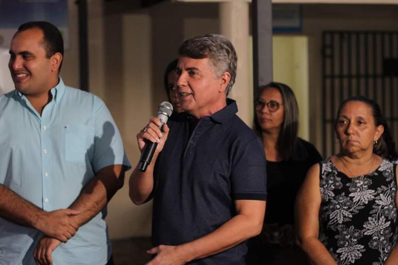 Prefeito se reúne com diretores da Cepisa para tratar serviço de iluminação