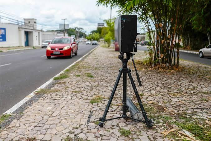 Veja a localização dos radares em Teresina neste sábado
