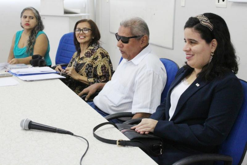 Em reunião no CONADE, OAB Piauí debate acessibilidade nas vias públicas