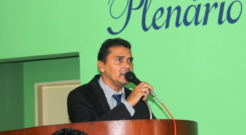 Vereador Erismar Nunes assume a liderança do governo na Câmara