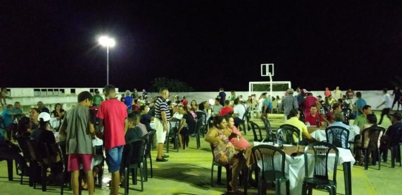 Vereador Romário comemora posse com grande festa em Lagoinha do Piauí