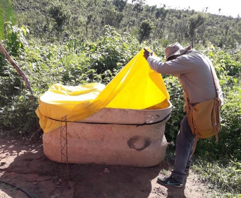 Secretaria realiza mutirão de combate ao Aedes Aegypti